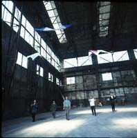 Indoor vliegeren